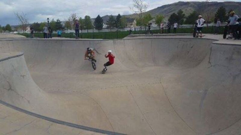 This happens way too often Learn some skatepark