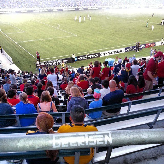 Lets go realsaltlake great turn out from the